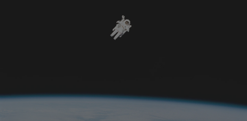 Image of the Astronaut experiences
